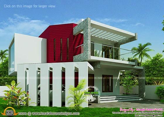 classic contemporary house