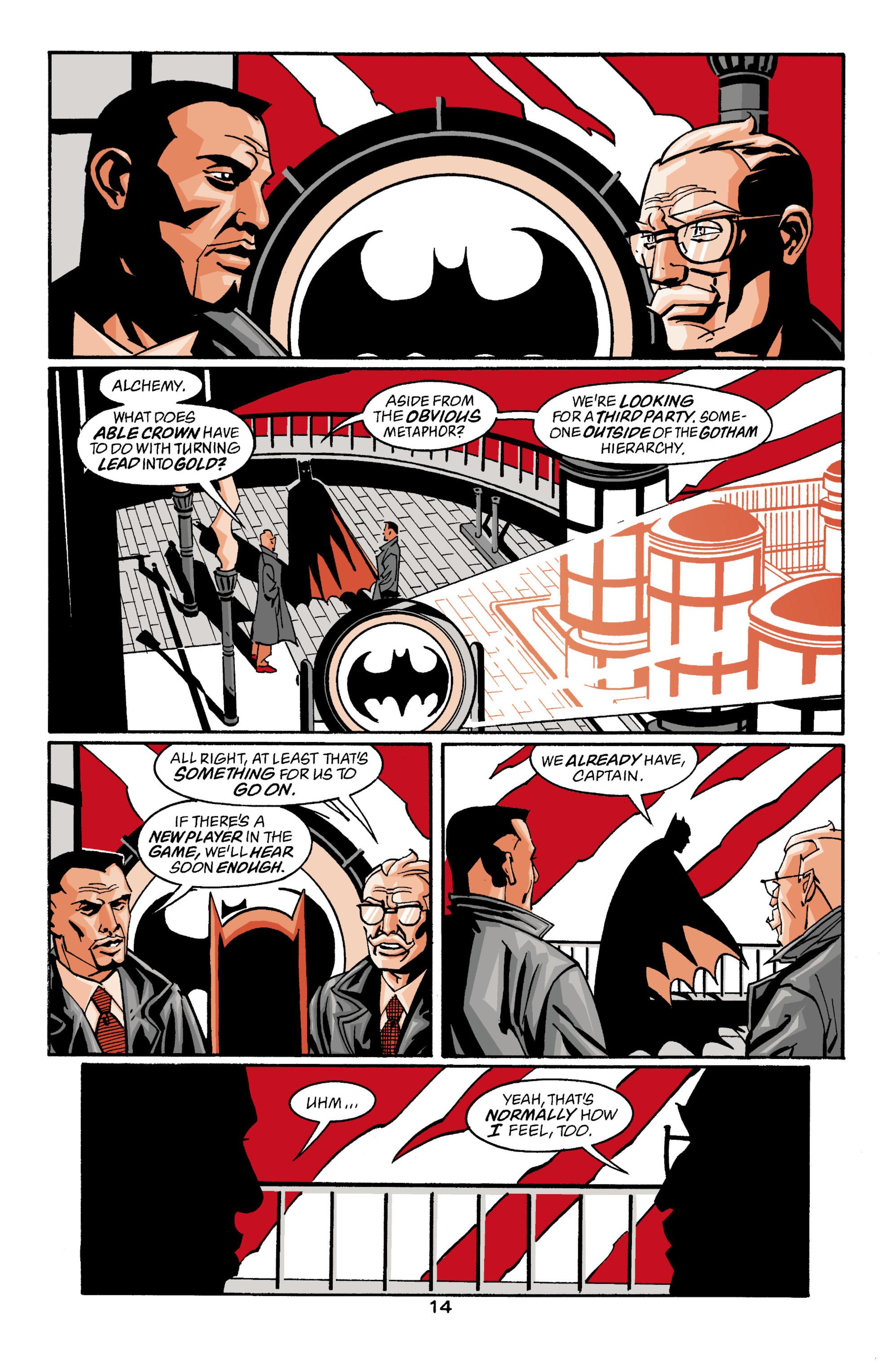 Detective Comics (1937) 744 Page 14