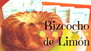 Bizcocho de limón esponjoso y tierno,fácil,recetas de postres,bizcocho casero