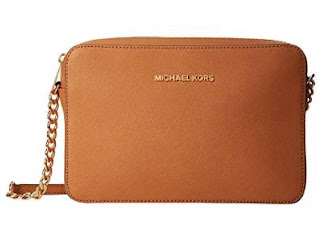 Michael Kors Women's Jet Set Cross Body Bag