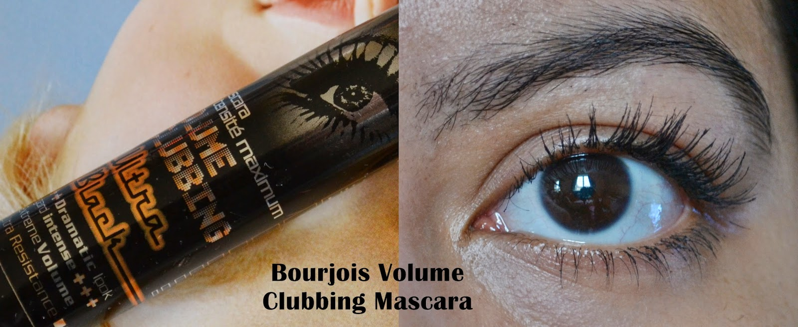 Bourjois Volumising Clubbing Mascara - Beauty by Eff