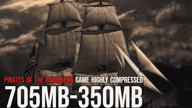 Pirates of the Caribbean Game for android Highly Compressed