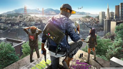 Watch Dogs 2 Dulex Edition Free PC game