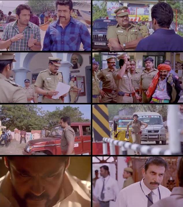 Surya Singham 2 (2015) Hindi Dubbed HDRip 480p 400MB