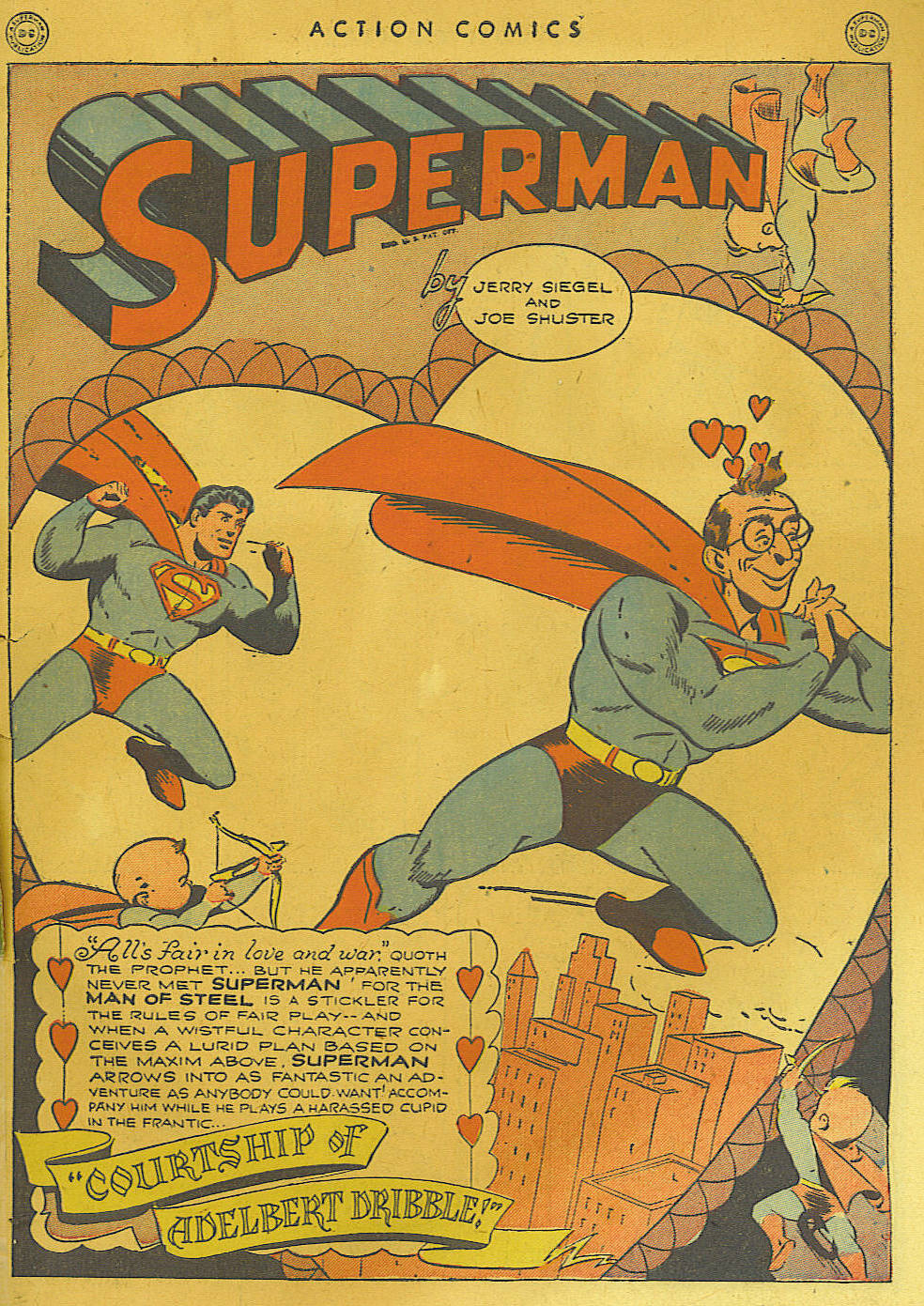 Read online Action Comics (1938) comic -  Issue #74 - 3