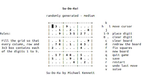 Gioco-Sudoku