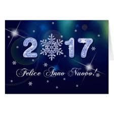 Happy New Year 2017 Italian