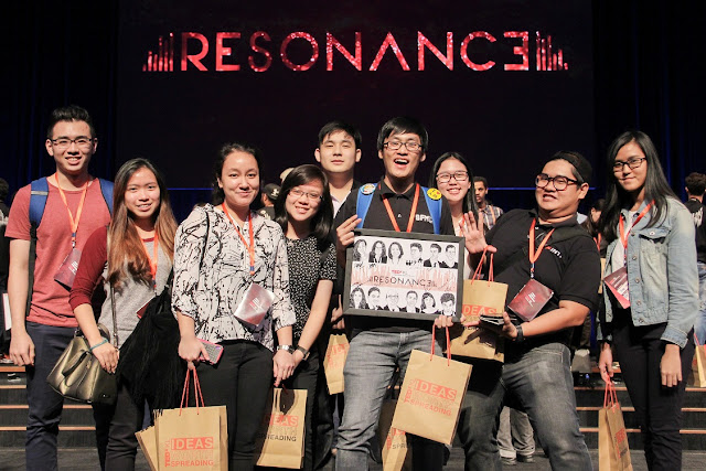 TEDxKL, Resonance,