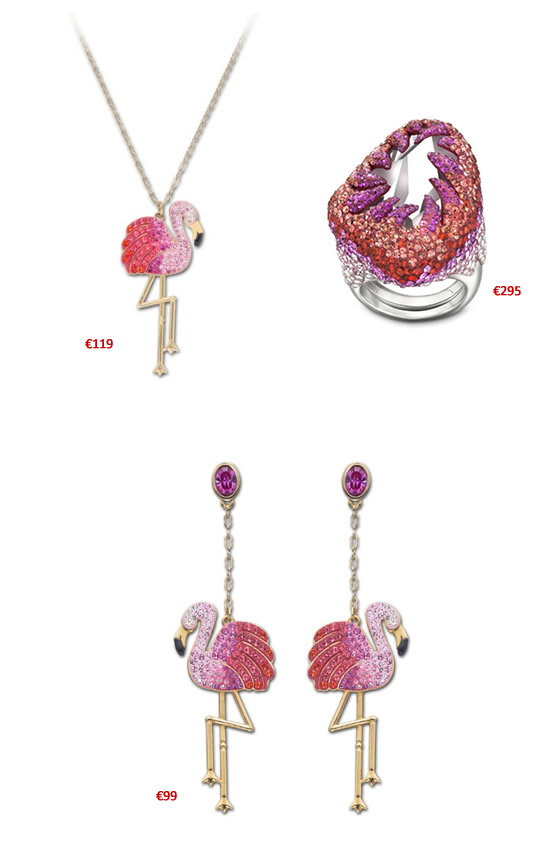 The New Summer Collection For Instance Tropical Paradise Have Amazing Pieces That You Will Sure Love I Confess Flamingo Necklace