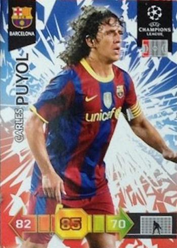 Panini Adrenalyn XL Champions League 10//11-142-yoann gourcuff