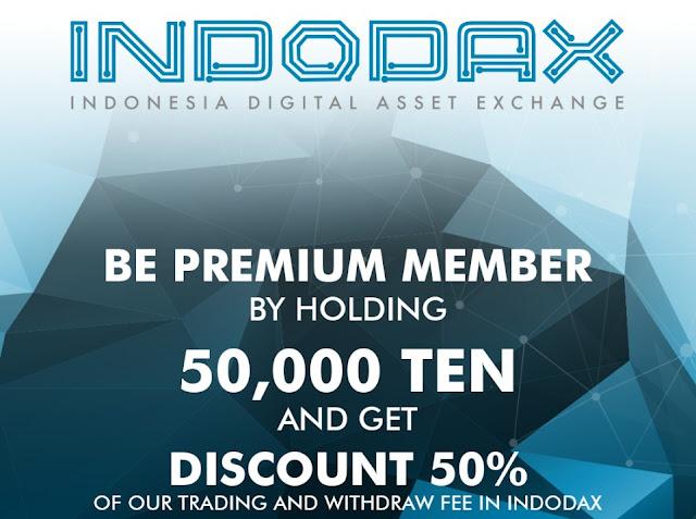 INDODAX IS BACK !! Ini Fitur Baru Yang di Tawarkan