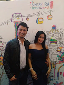 Singapore seru bareng travel fair STB Semarang