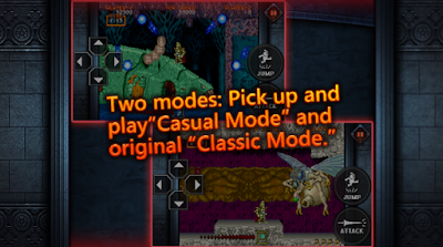 Ghouls N Ghosts Mod mobile game apk file