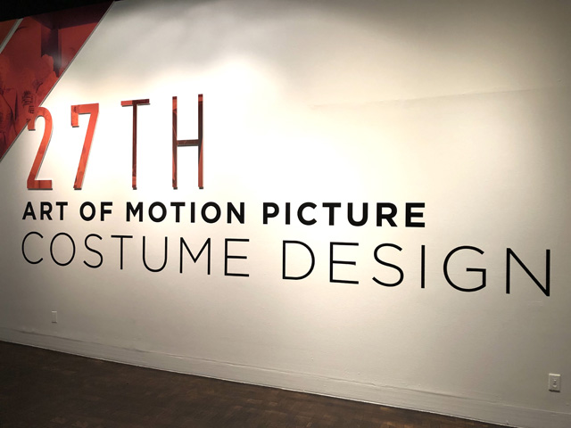 cf39eea41dc Out and About - Opening Night Party for FIDM Museum s Art of Motion Picture  Costume Design