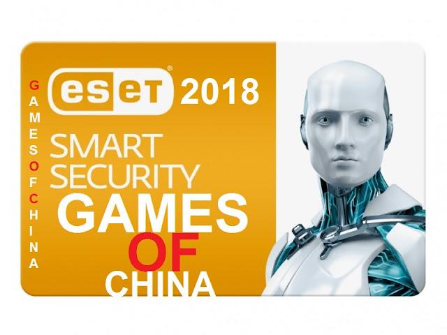 ESET SMART SECURITY 32 BIT & 64 BIT Cover Photo