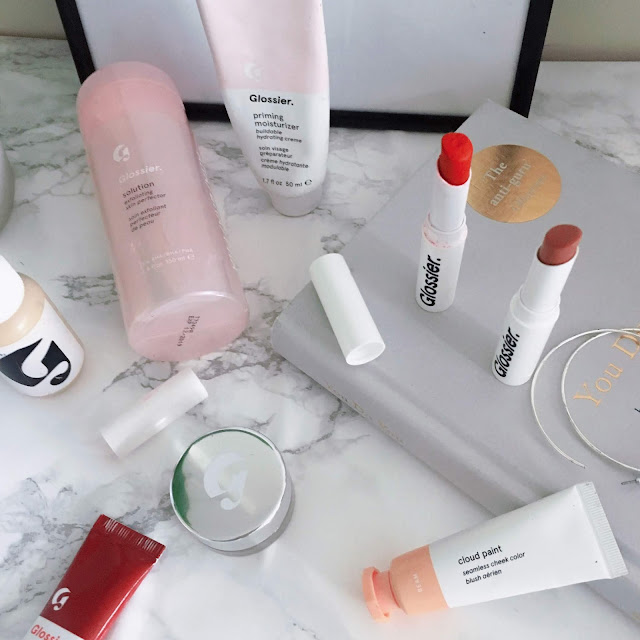 Glossier, Worth the Hype?  A year of Testing.