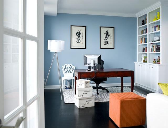 best home office desk placement feng shui design ideas pictures