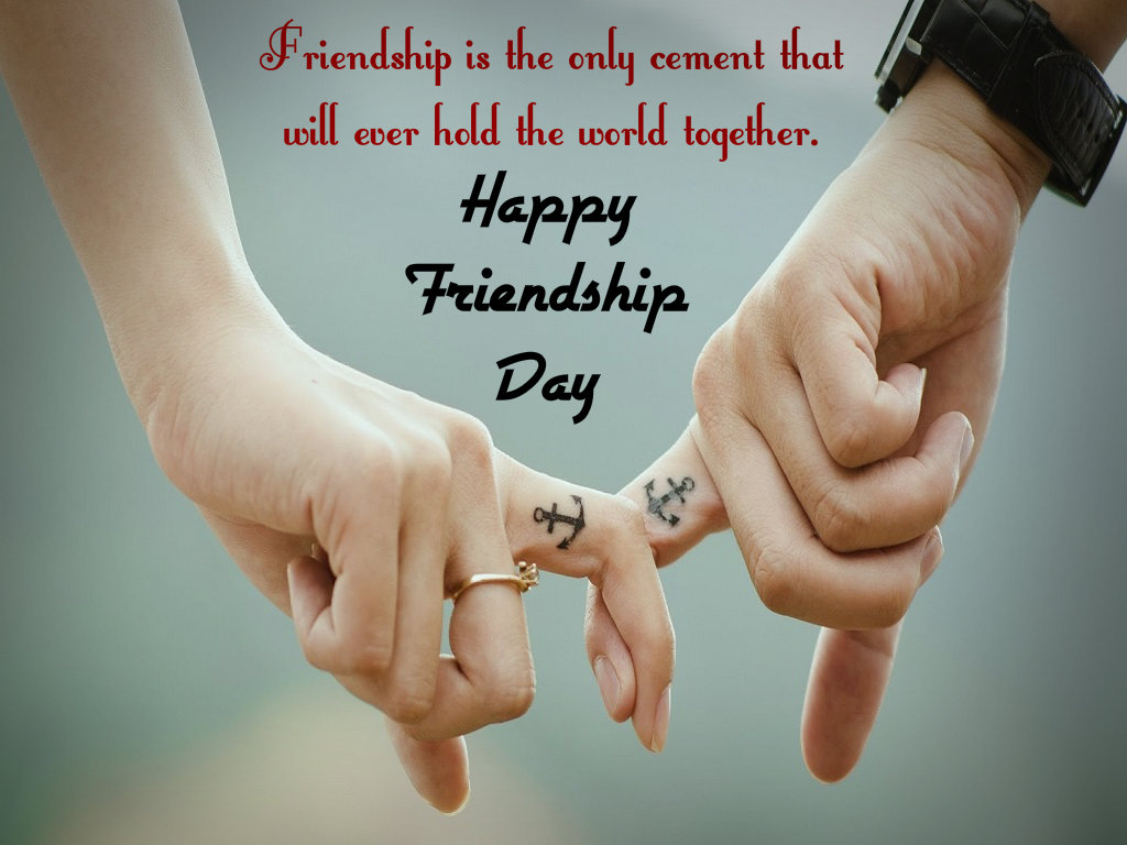 lovely and sweet friendship day wishes collection - aajkalfun