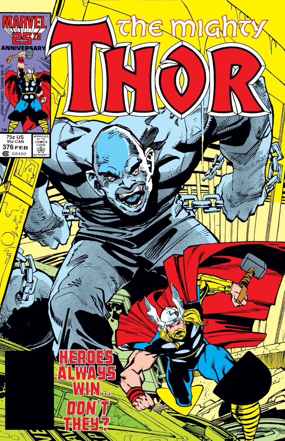 Thor (1966) 376 Page 1