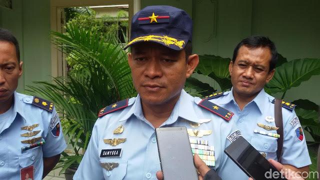 TNI AU Tepis Isu Jet Tempur Halangi Pesawat Prabowo, Ini Penjelasannya