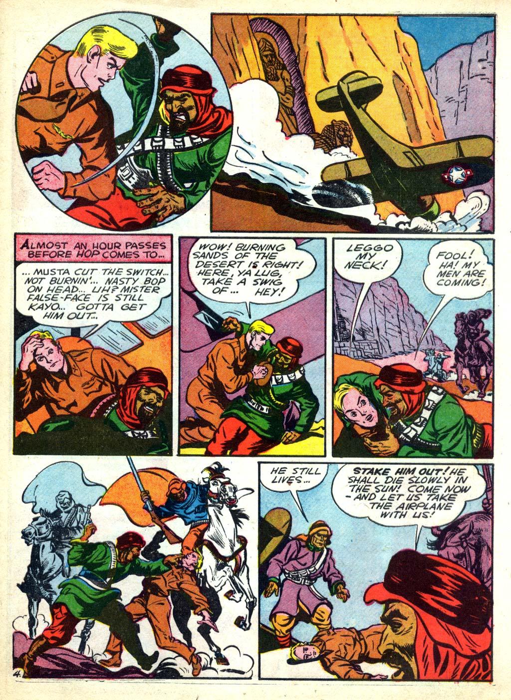 Read online All-American Comics (1939) comic -  Issue #57 - 53