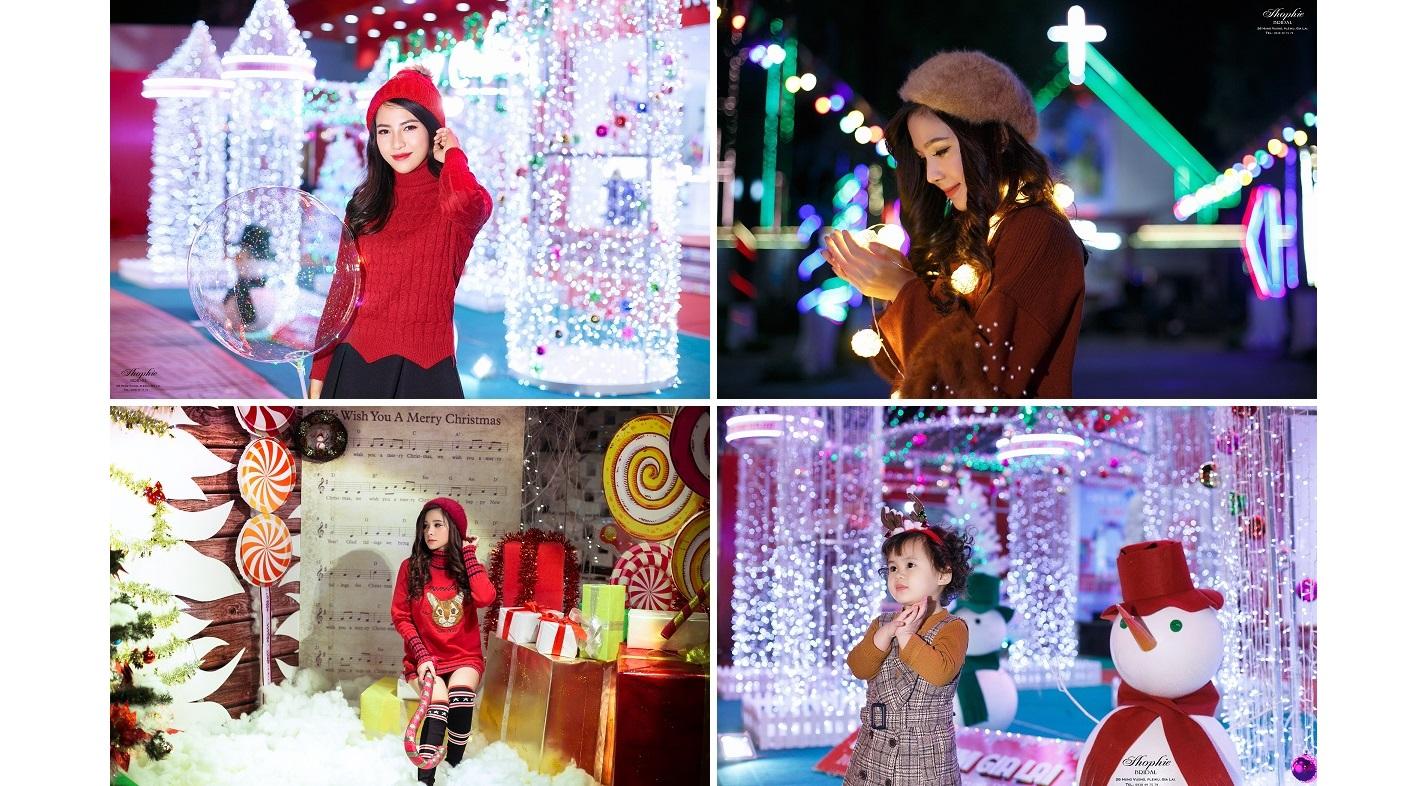 """Top 3 điểm chụp hình """"đẹp lung linh"""" mùa Giáng sinh tại Gia Lai"""