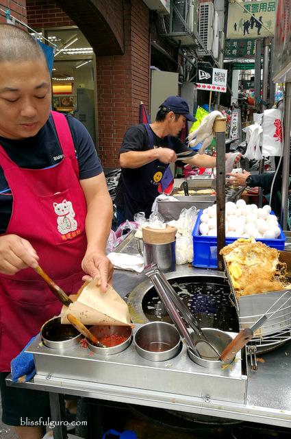 Ximending Street Food
