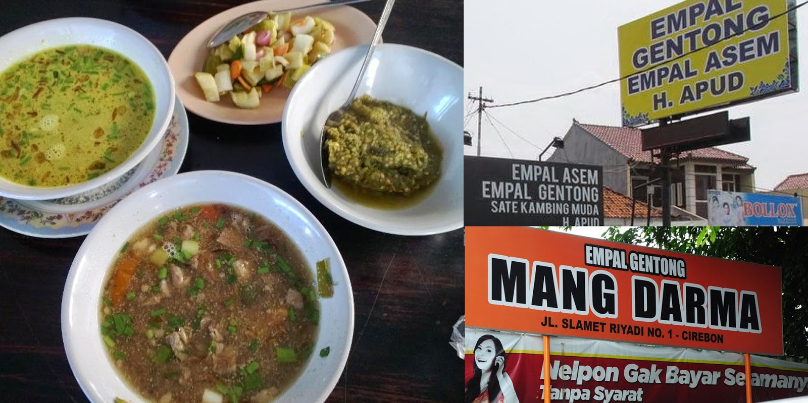 Kulineran Murah dan Wajib Di Cirebon