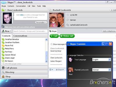 Skype Kembangkan Terjemahan Secara Real Time