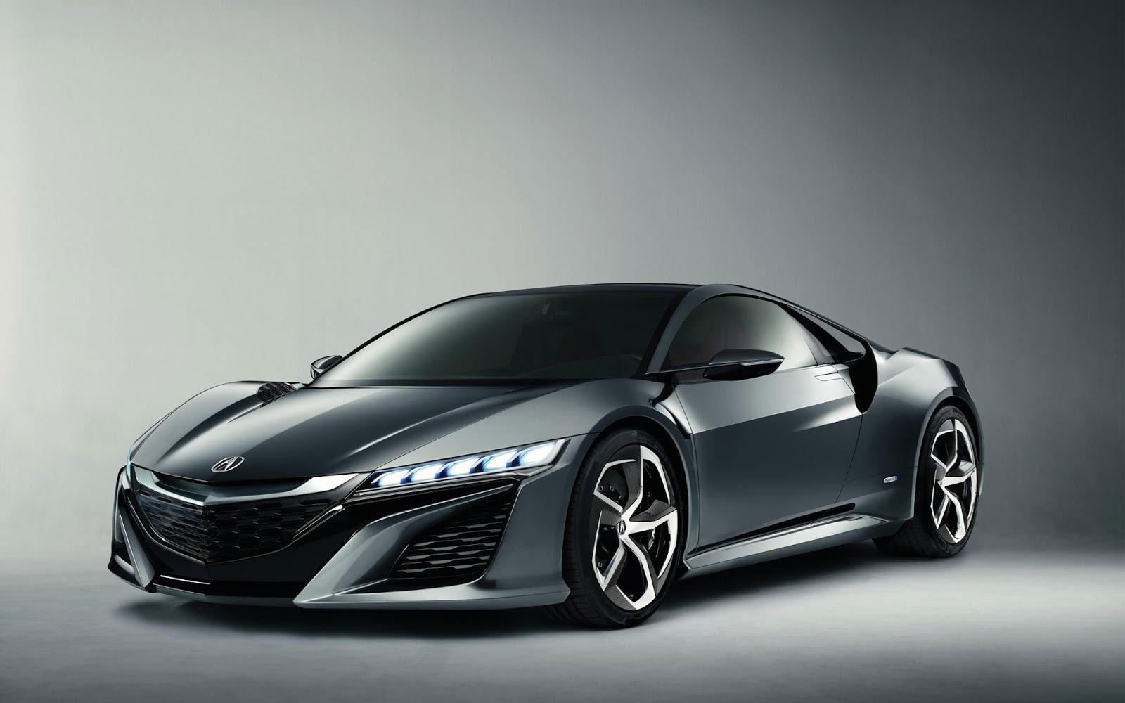 2013 Acura NSX Concept Car