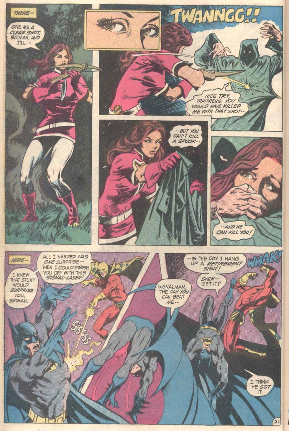 Detective Comics (1937) 526 Page 21