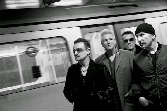 U2 RELEASE SURPRISE FREE ALBUM ON ITUNES