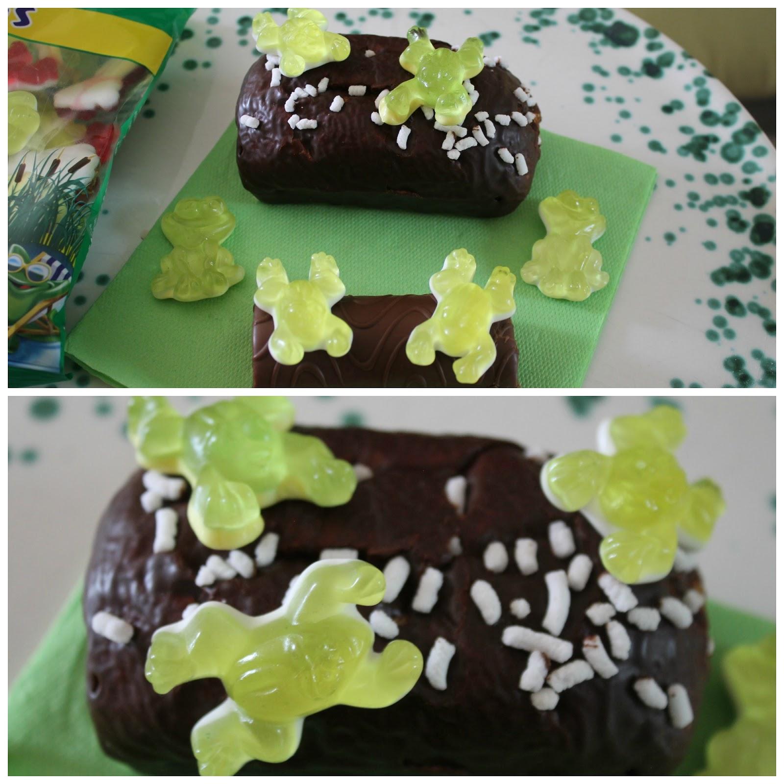 Ho utilizzato solo due modelli di ranocchi verdi. Il più realistico è  proprio quello col pancino bianco o verde 88349e3b6381