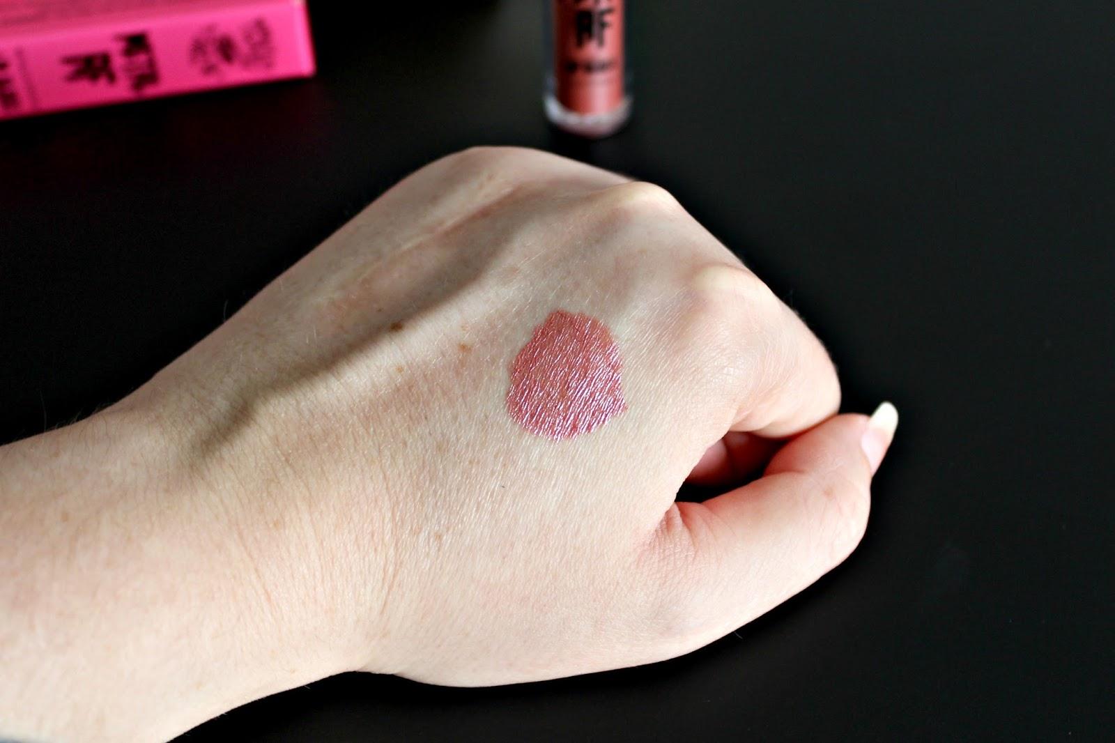 Medusa's Make Up Metal AF Lip Gloss Swatch
