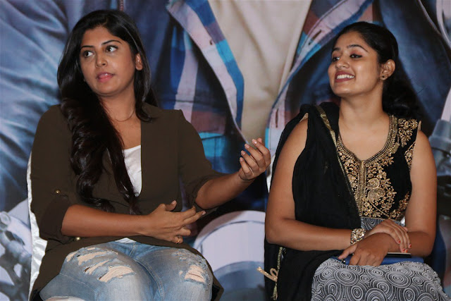 manjima mohan in AYM Press meet pics