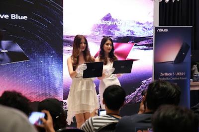 ASUS ZenBook S UX391UA, Ultrabook Tangguh