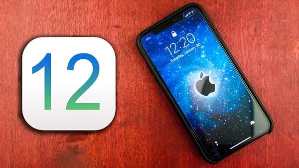 تحميل الإصدار التجريبي لـ iOS 12