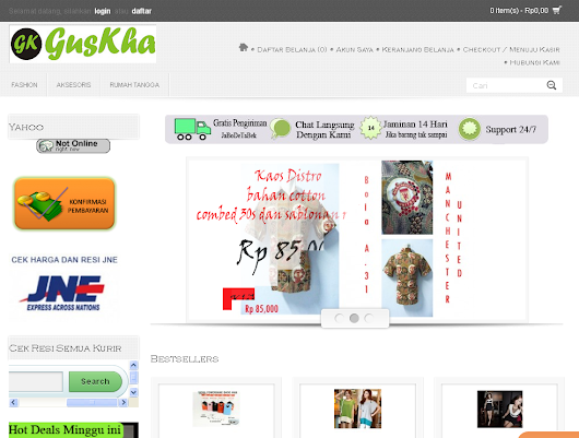 Review toko online  | Review Toko Online