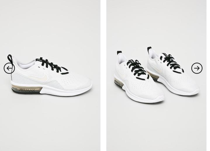 Nike Sportswear - Pantofi Air Max Sequent 4