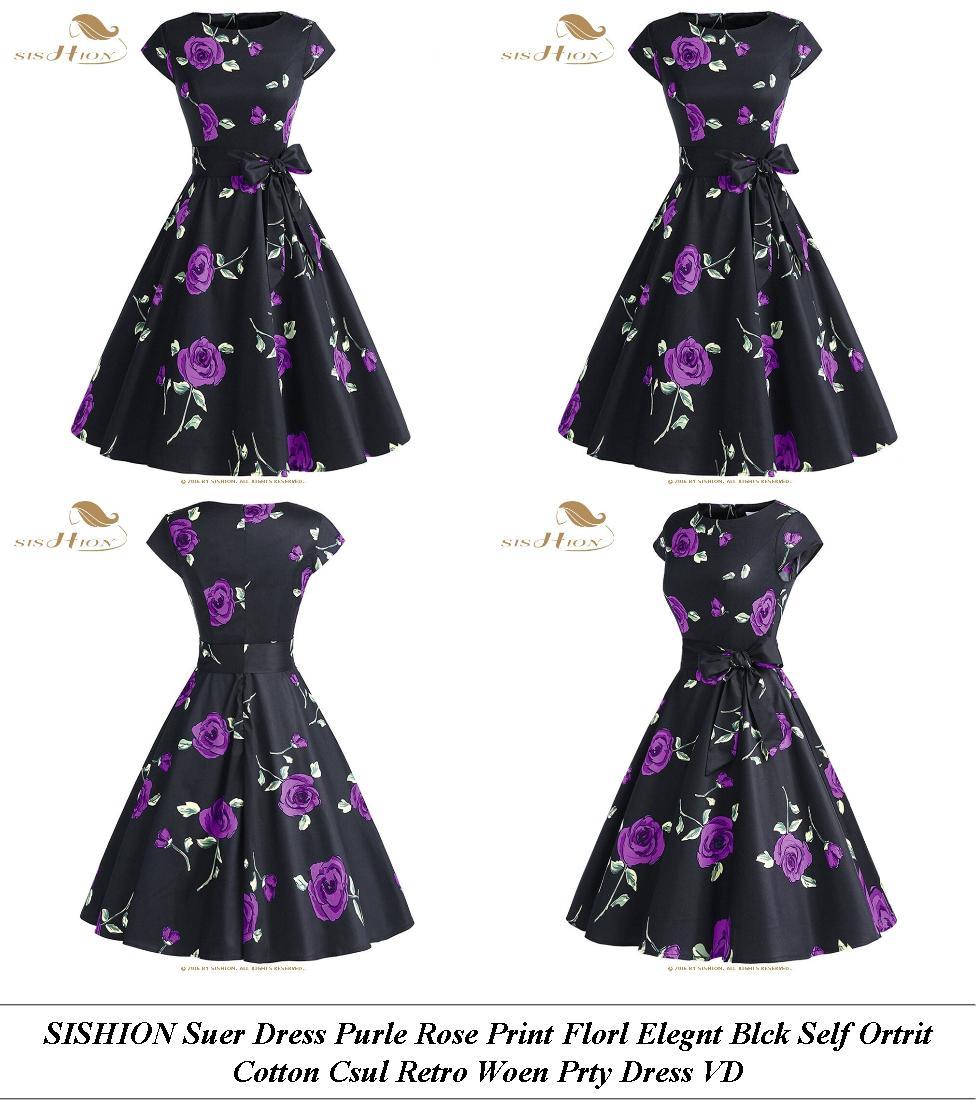 Occasion Dresses - Dress Sale Uk - Denim Dress - Cheap Name Brand Clothes