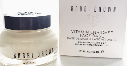 Bobbi Brown - Vitamin Enriched Face Base Review | Hei Hei Chacha