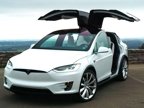 Tinuku Tesla Model X is scheduled to the Indonesian market in June