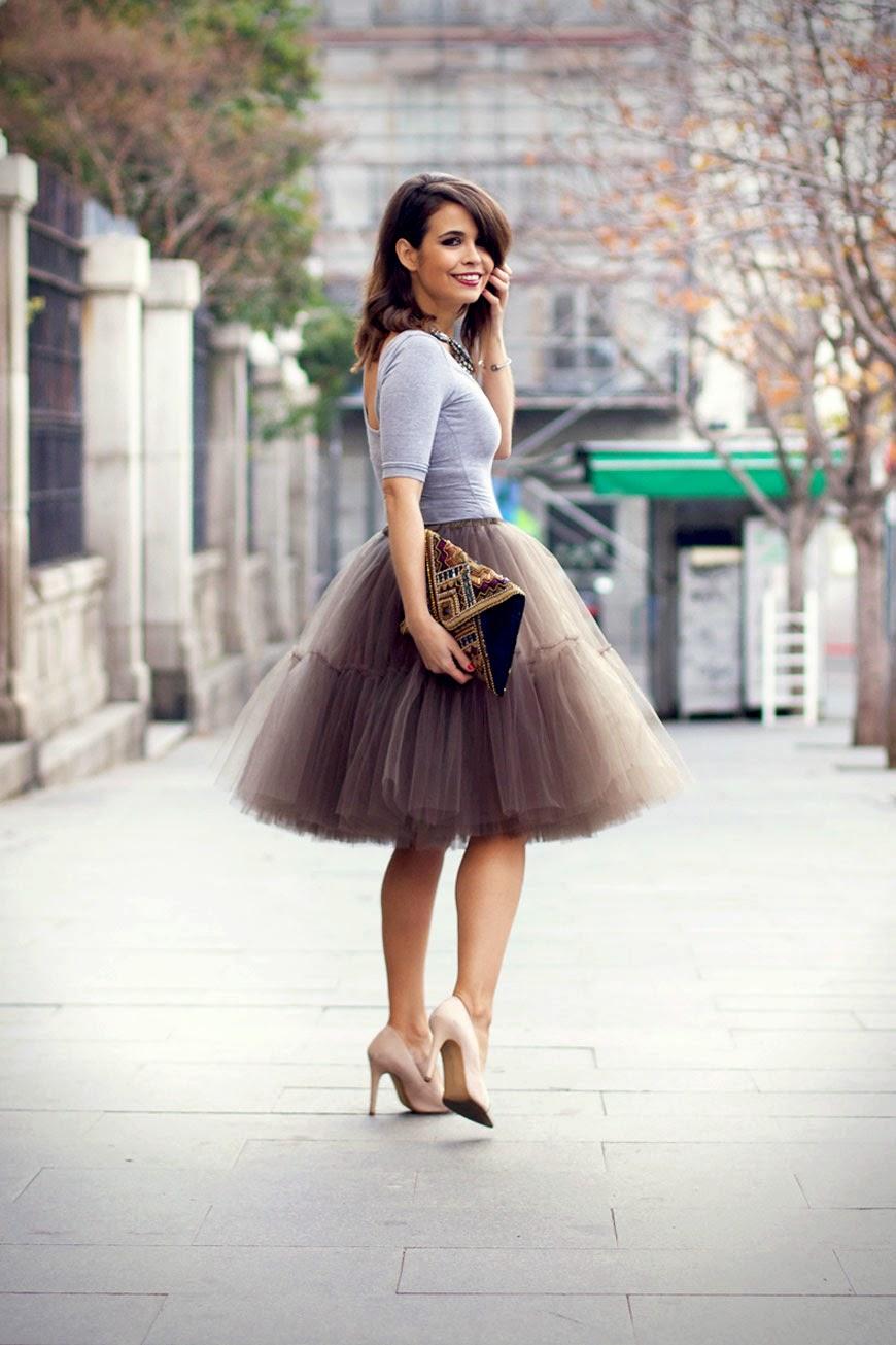 Di Tendenza Chic Midi VintageNuovamente StyleGonna Ruota For A BoCxred
