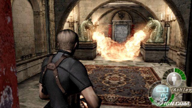 Resident evil 4 psp iso