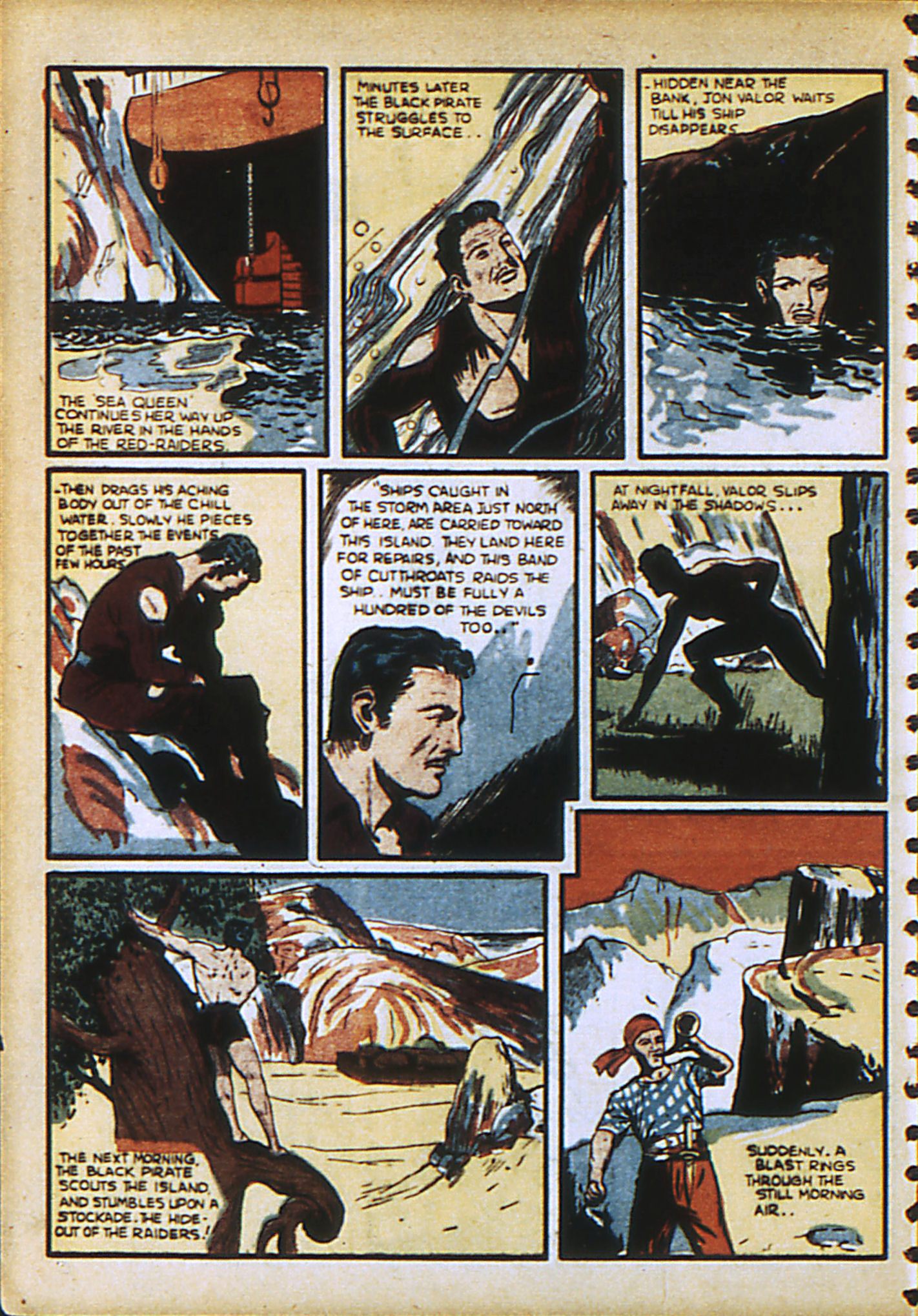 Action Comics (1938) 29 Page 28