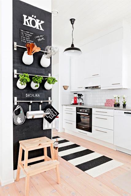 jak uspořádat kuchyň