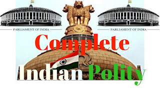 Indian polity notes || Indian polity in hindi || Indian polity mcq