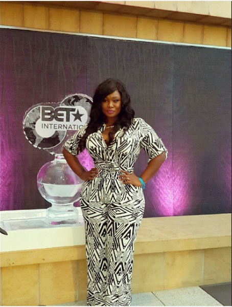 Toolz at the BET Awards 2015