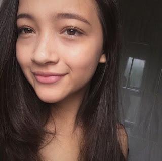 Profil Megan Domani pemeran Indah