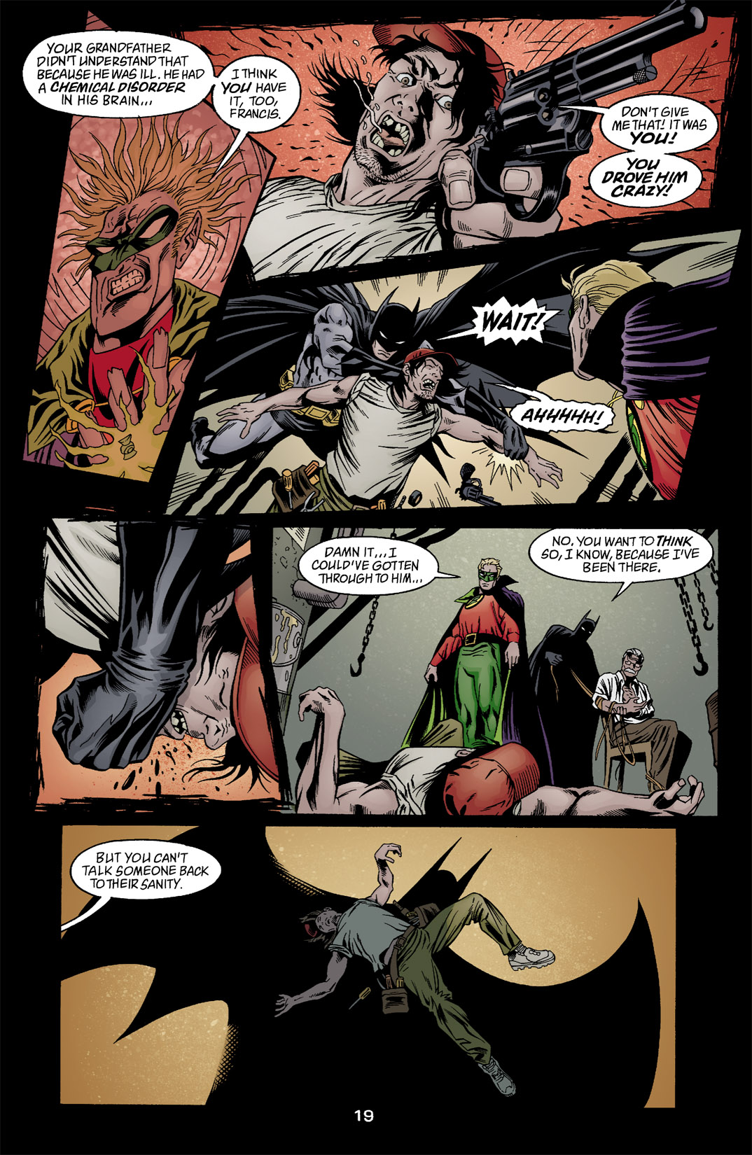 Detective Comics (1937) 786 Page 19